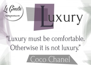 coco chanel luxury quotes